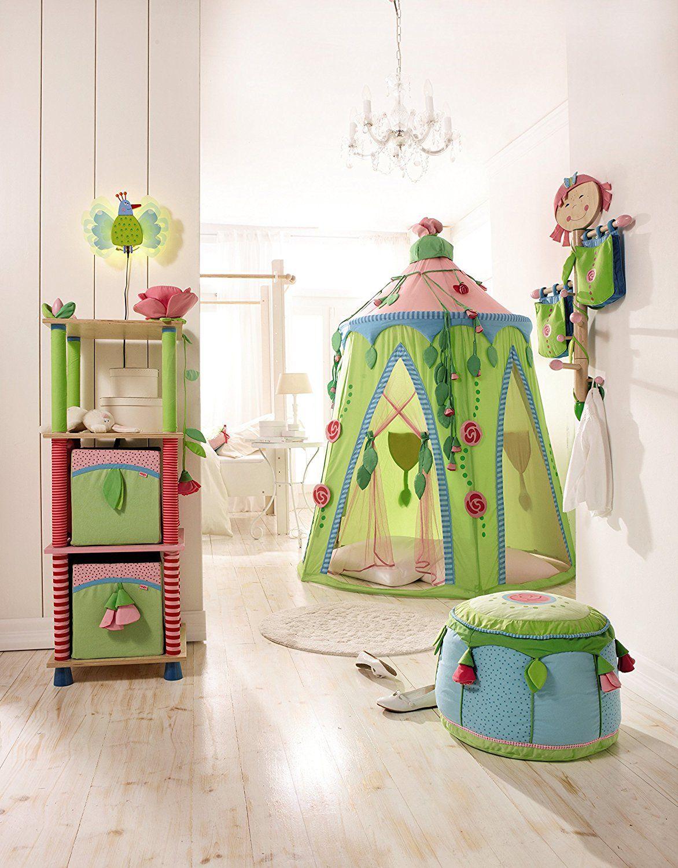 kinderzimmer haba, wow - ein echt märchenhaftes kinderzimmer. spielzelt rosenfee, Design ideen