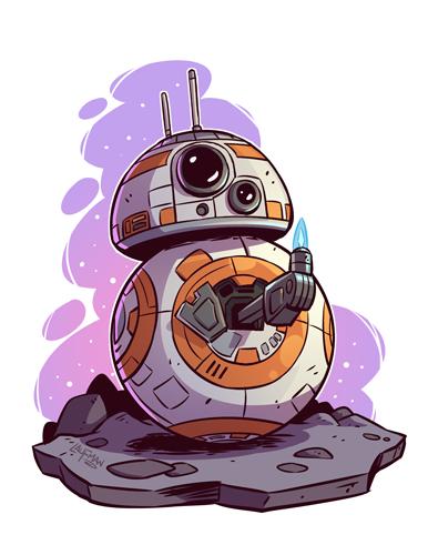 Chibi Designs Derek Laufman Star Wars Wallpaper Star Wars Cartoon Star Wars Poster