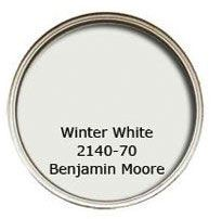 Winter White Benjamin Moore Google Search