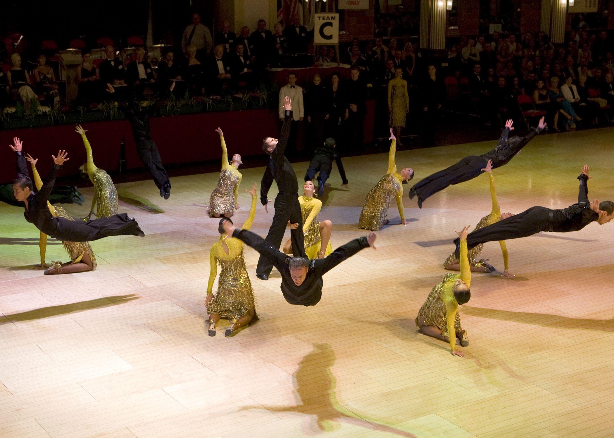 Byu Ballroom Dance Company Will Seize The Beat In Concerts April 11 12 Ballroom Dance Dance Company Dancesport
