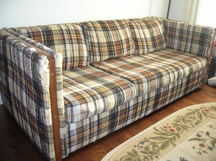 Getting Rid Of Old Sofa