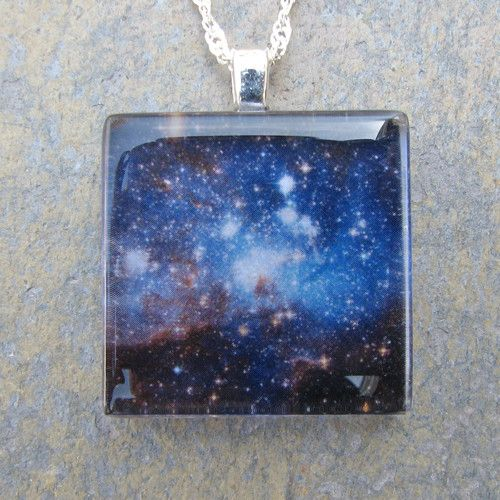 Star Field Necklace