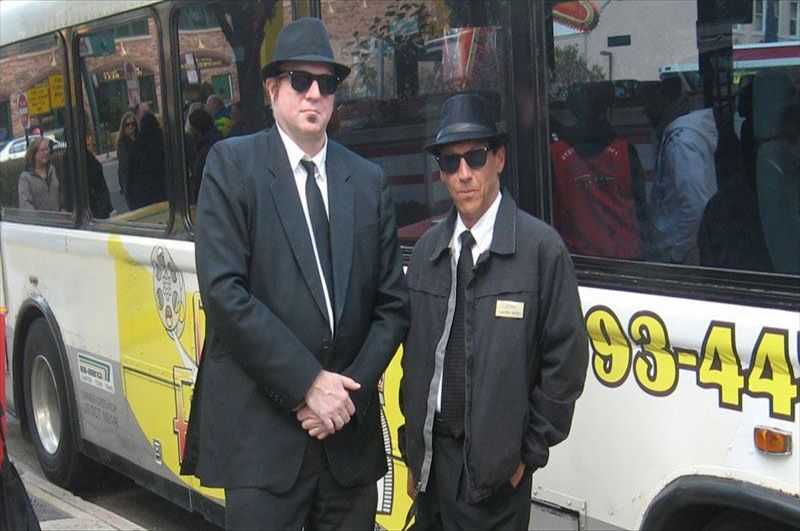 Blues Brothers Chicago Tour | TRAVEL: US States | Chicago