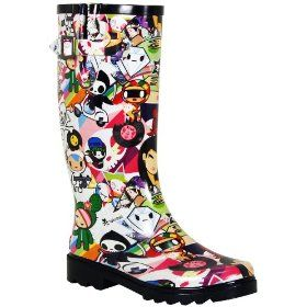 cute and crazy rain boots! | Zapatos | Pinterest | Rain boot and Rain