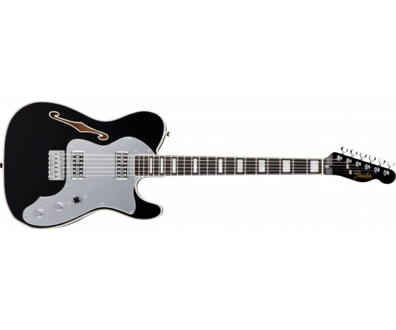 Fender Introduces Telecaster Thinline Super Deluxe  0160386313f