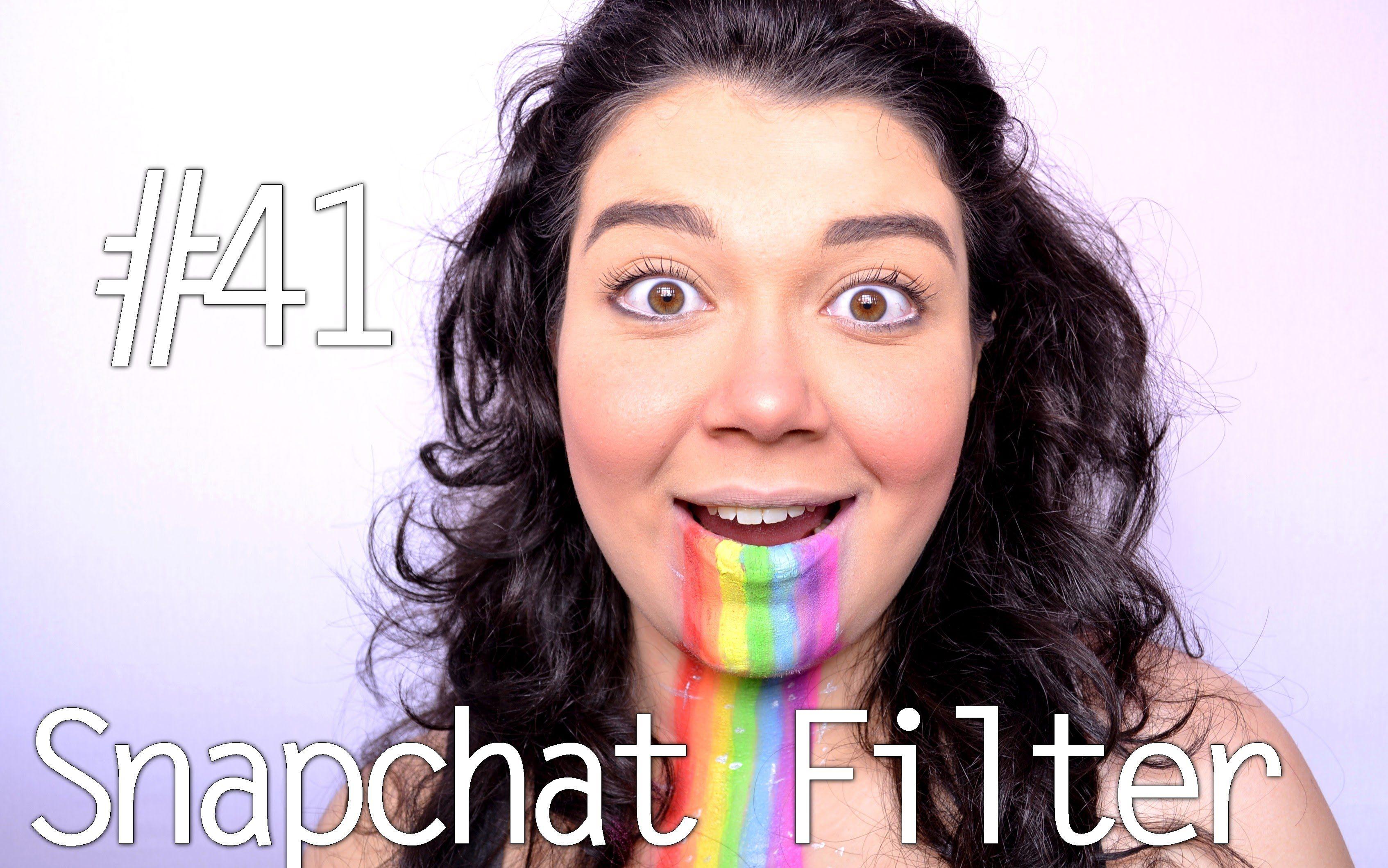 Snapchat Filter Makeup Tutorial Tutorial maquiagem