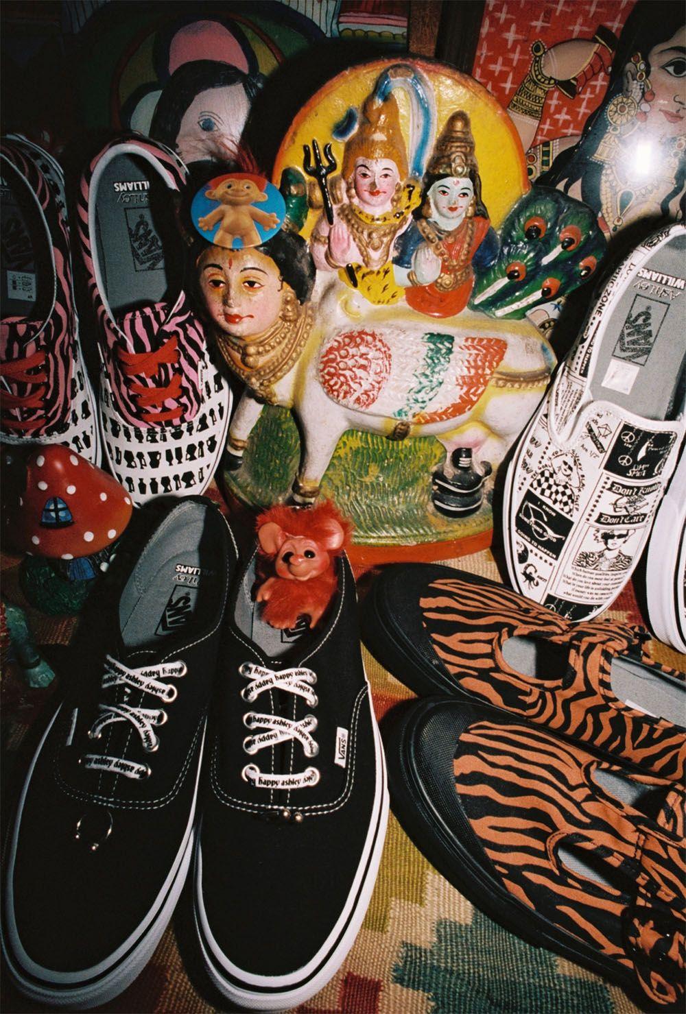 Vans x Ashley Williams | Goodhood x Photographer Joshua