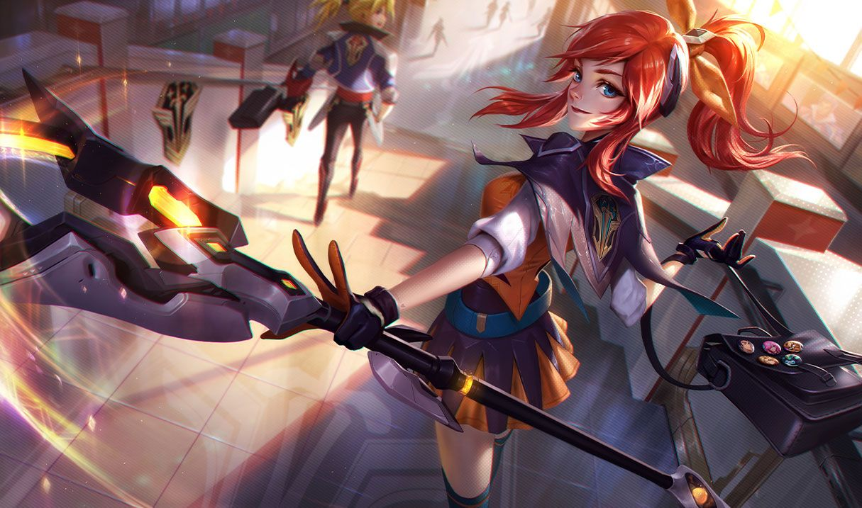 Battle Academia Lux League Of Legends League Of Legends Characters Lol League Of Legends