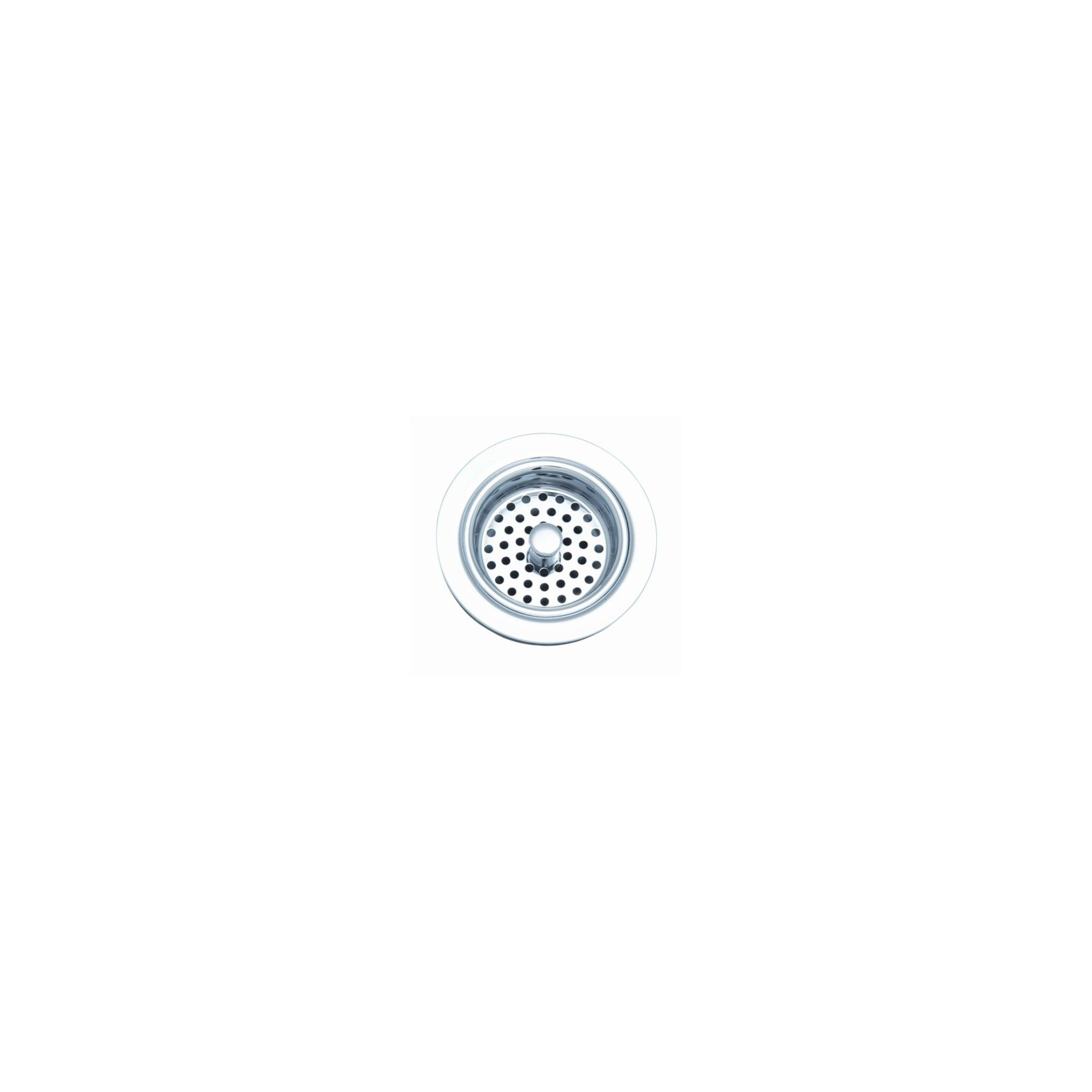 Proflo Pf151 Kitchen Sink Drain Assembly And Basket Strainer