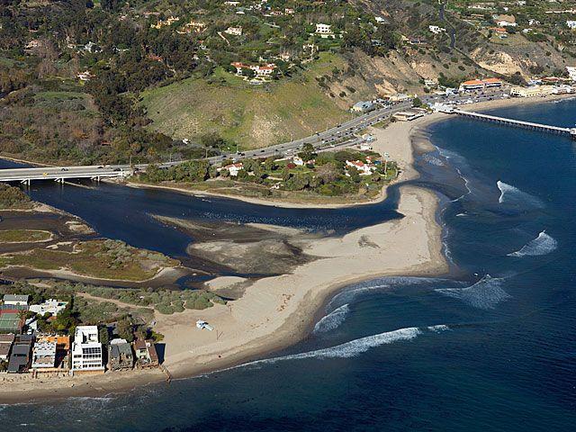Battle At The Bu Continued Malibu Lagoon Beach