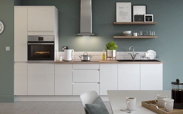 Choose a stunning Homebase kitchen with everything included ...