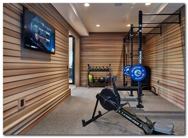 Best home gym setup ideas you can easily build diy arts and crafts