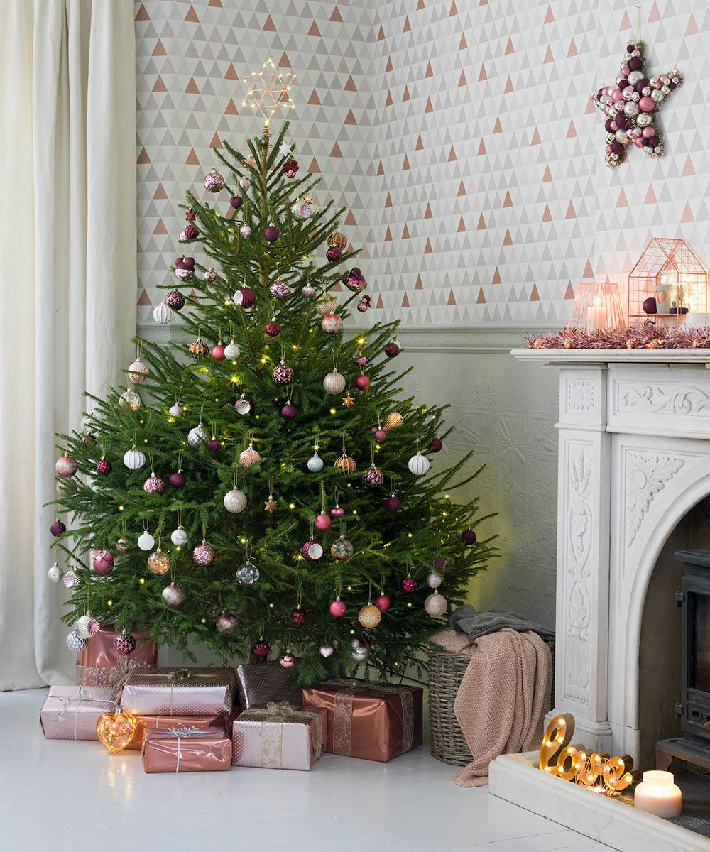 Real Christmas trees how to buy, decorate and care for