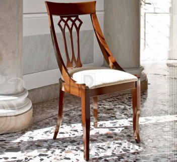 #chair #design #interior #furniture #furnishings #interiordesign #designideas стул без подлокотников Alf Italia Caruso, caruso-sedia