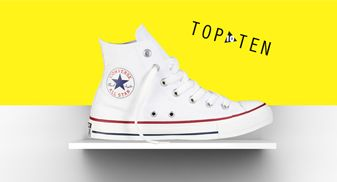 Top 10 Sneakers That Are Always Available
