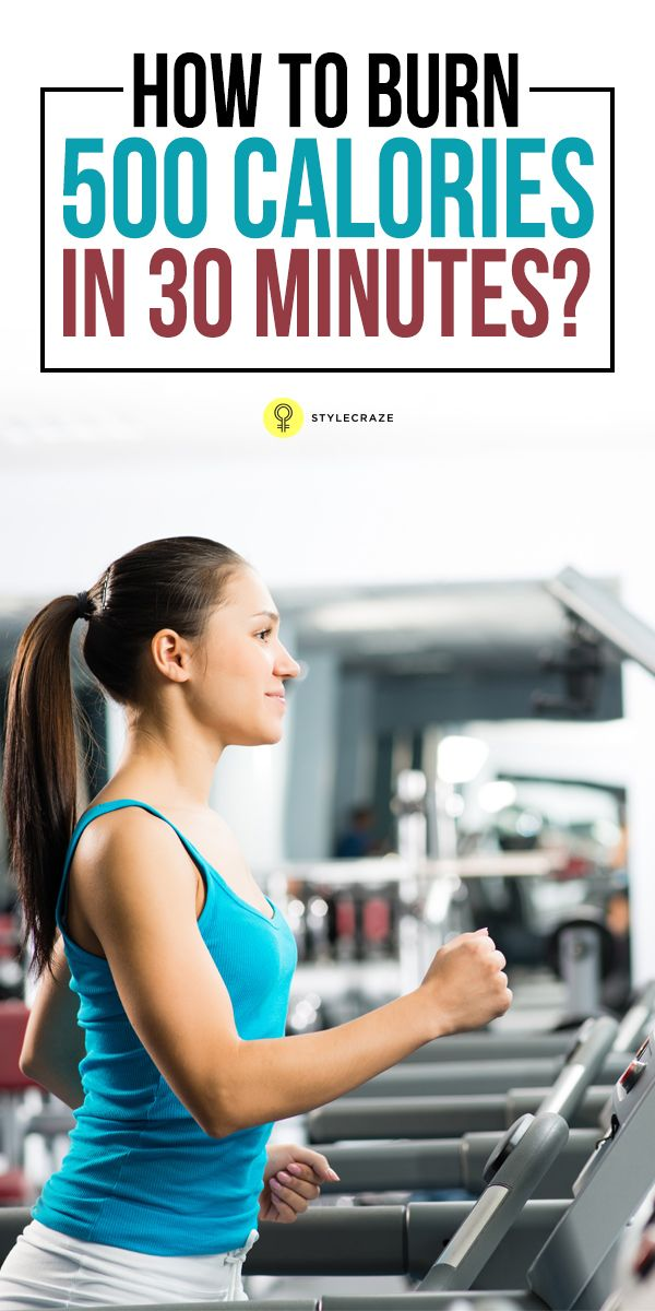 Burn 500 Calories A Day Fast: The 12 Best Workouts | Burn ...