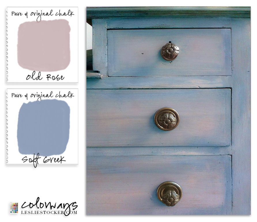 Pantone Color For 2016 Colorways With Leslie Stocker Trends Painted Furniture