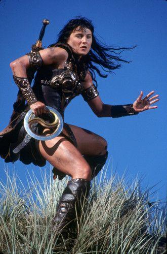 Xena (big size) in 2019 | XENA | Xena warrior princess cast, Warrior