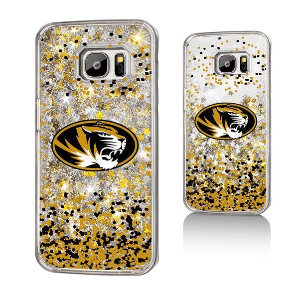 Missouri Tigers Team Gold Glitter Galaxy S7 Case - $24.99