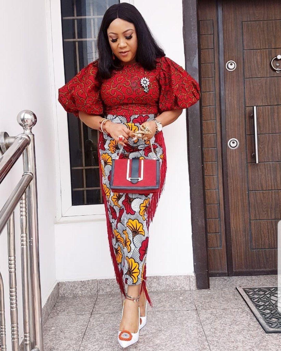 100 Must Have Gorgeous Ankara Styles Wedding Digest Naija Blog African Fashion Modern African Dresses For Women African Print Fashion Dresses