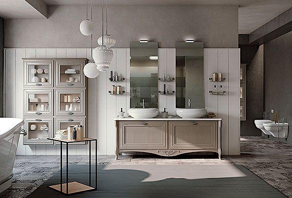 Design Bagno Classico : Arcari arredamenti bagno classico dream house plans in 2018