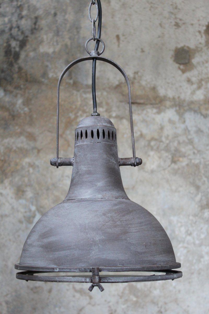 Factory Lampe Deckenlampe Industrielampe shabby Loftlampe