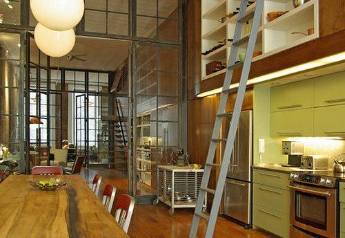 Amazing ceiling heights Home sweet home Pinterest - Pose Brique De Verre Exterieur