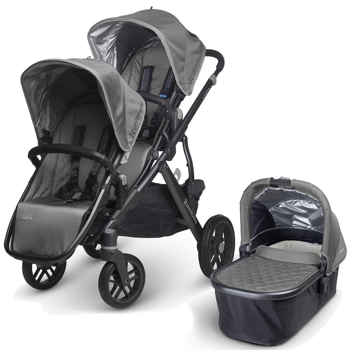 12++ Uppa vista stroller price information