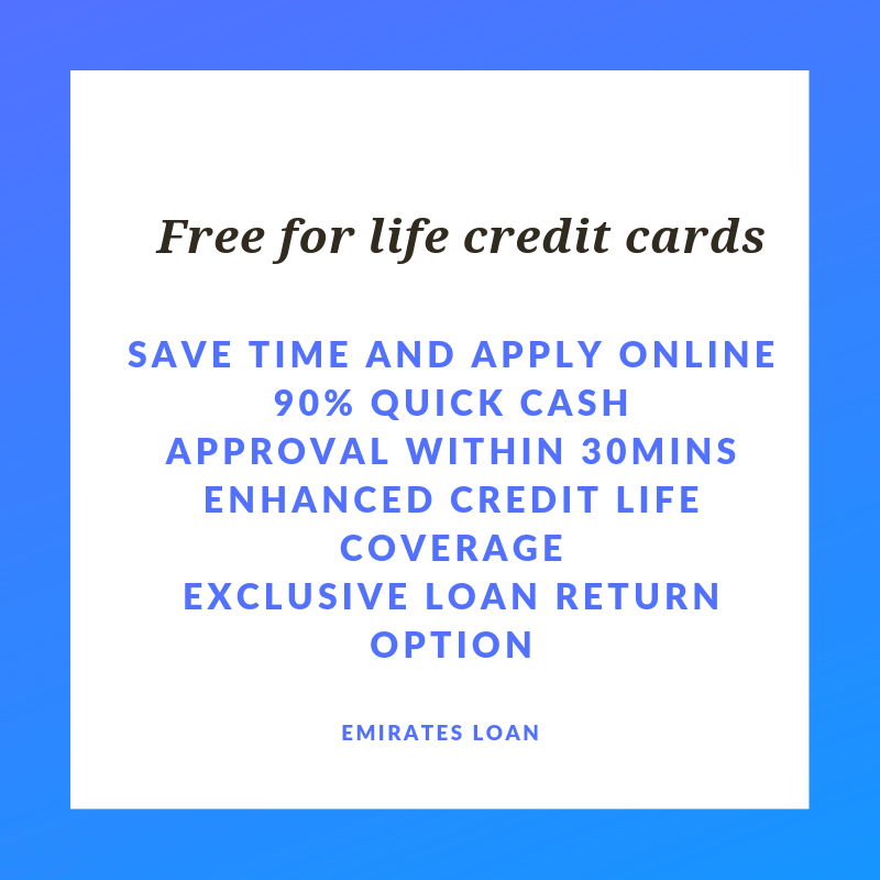 Lifetime Free Credit Crad Fast Loans Loan Personal Loans