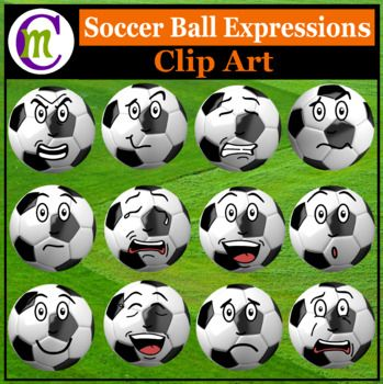 Soccer Ball Emojis Football Soccer Early Childhood Activities Feelings Activities