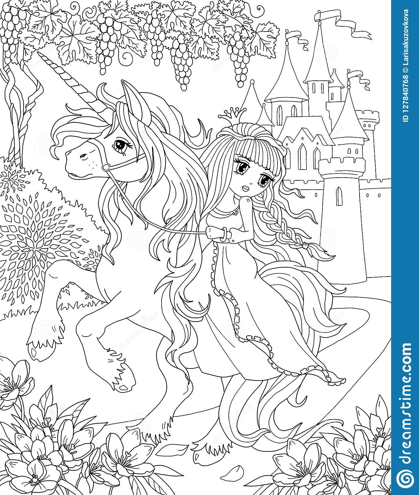 Pin By Kate Linahan On Raskraski Unicorn Coloring Pages Princess Coloring Pages Disney Coloring Pages