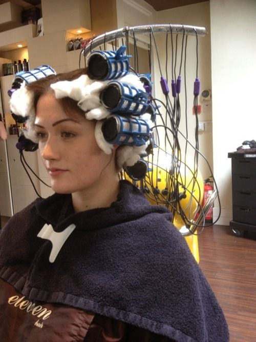 perming at the salon - Google Search   Ready for the Perm ...