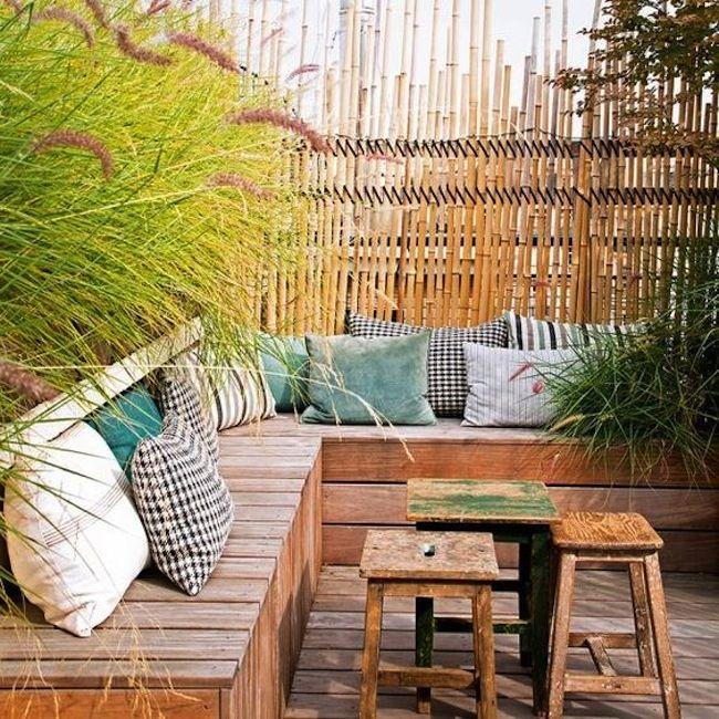 10 terrasses inspirantes avec du bois Déco - terrasse Pinterest