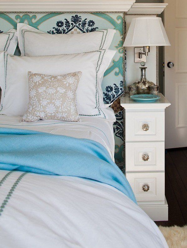 Small bedroom furniture ideas narrow nightstand with - Shallow dressers for small spaces ...