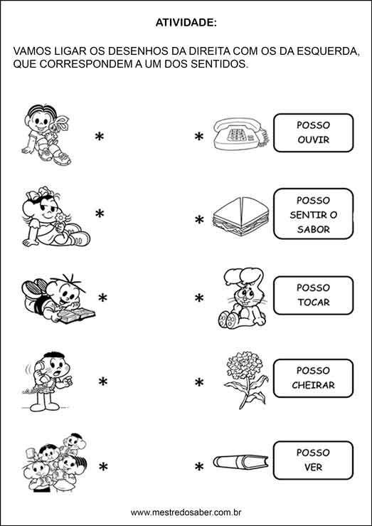 Esquema Corporal Na Educacao Infantil Com Imagens Atividades