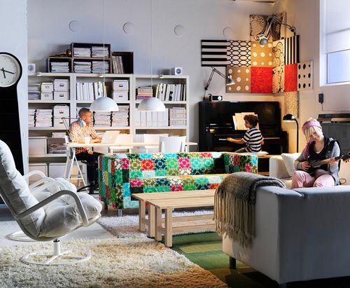 Ikea Fun Living Room Interior Ideas The New IKEA 2010 Catalog For  Decorating Your Home Part 97