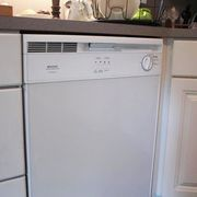 How To Fix A Dishwasher That Has Standing Water Hunker Unclog Dishwasher Clogged Dishwasher Dishwasher Wont Drain