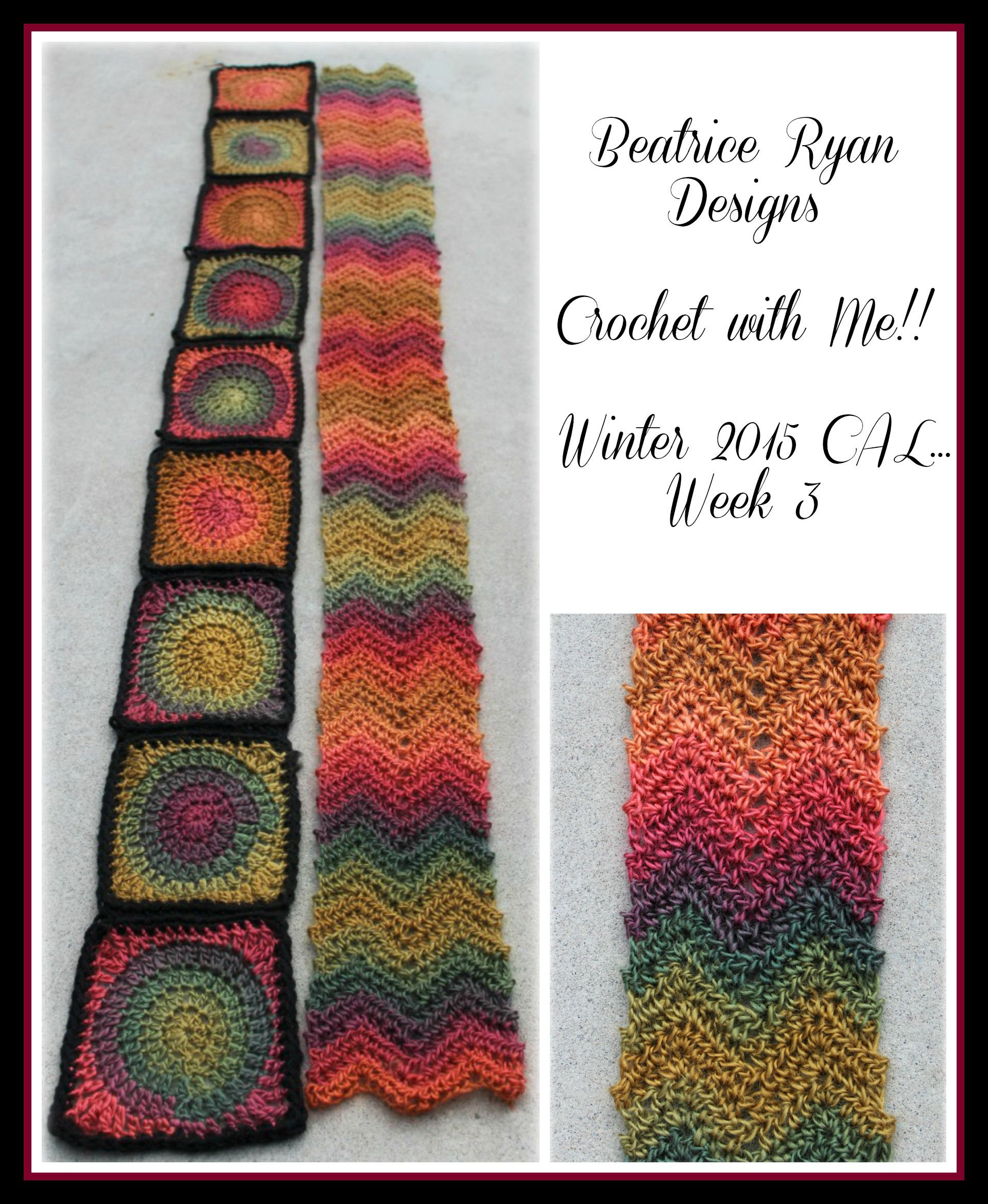 Excelente Redheart Patrones De Crochet Libre Colección de Imágenes ...