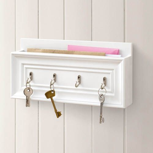 The Amelie Letter Rack and Key Holder from GLTC, part of the Stone ...