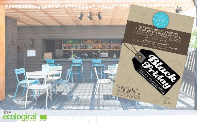 Black Friday Market: ¡El must del mes de Julio que no debes perderte!  ¿Conoces ya el Black Friday Market? ¡Aún estás a tiempo! El próximo 17 de julio tiene lugar este gran evento al que debes asistir si eres fan de la moda y de los complementos. En el Gallery Hotel podrás conocer cuáles son las últimas tendencias.  #summer #Barcelona #BlackFridayMarket #GalleryHotel #market http://bit.ly/1L1qn1U