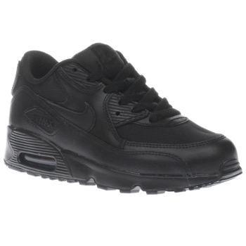 Nike Air Max 90 Noir Junior Mixte