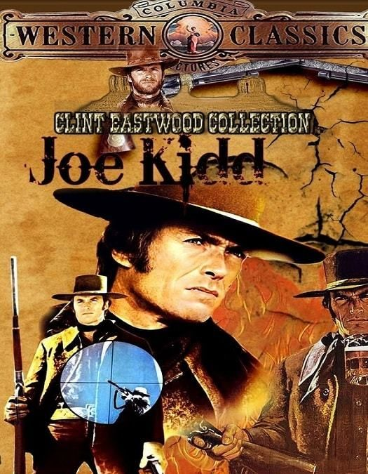 Joe Kidd Dublado - 1972 | Old film posters, Western, Western movies