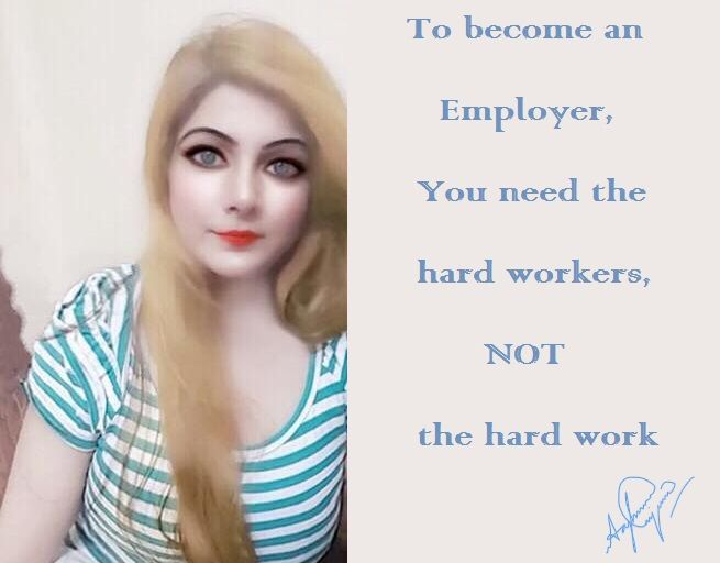 Dating a hard worker