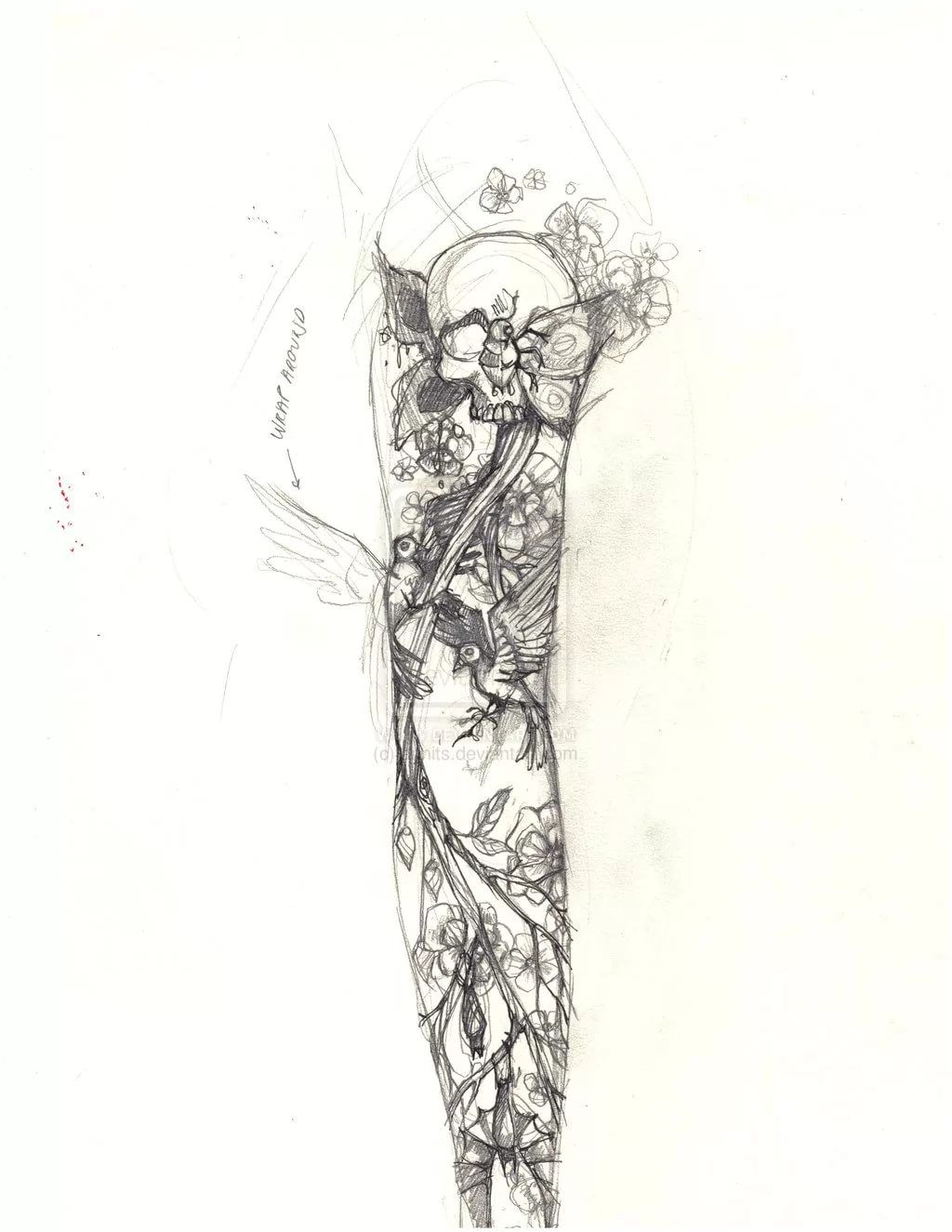 эскизы тату рукава для девушек 13 тыс изображений найдено в яндекс