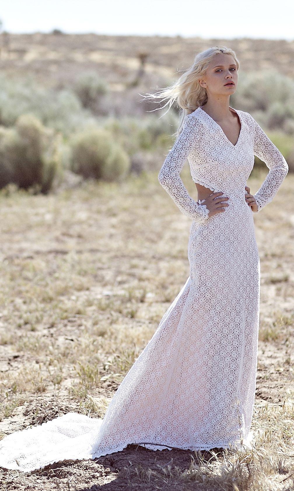Vintage style wedding dress pinterest wedding dress bohemian