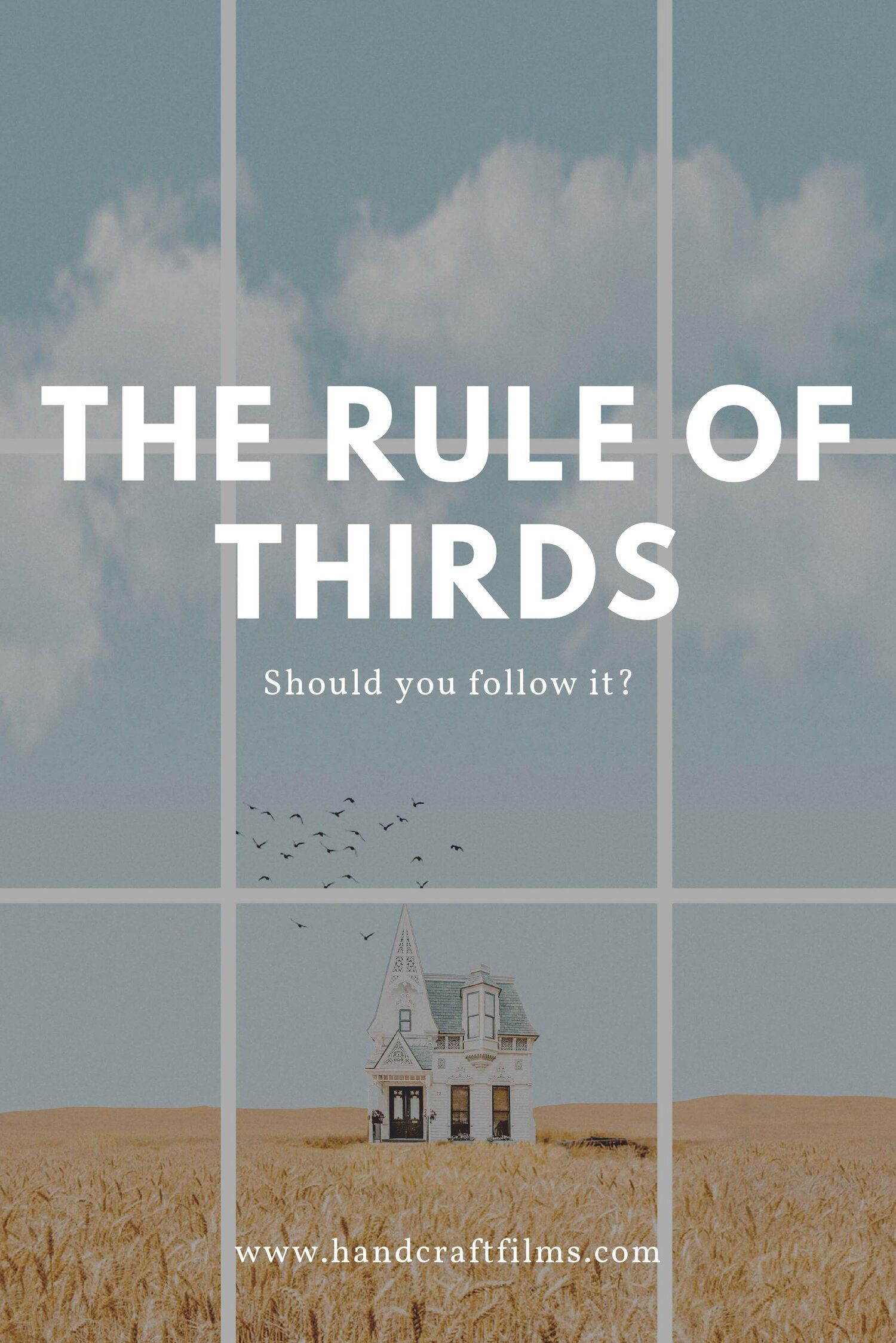 The rule of thirds - not just for beginners. #dslrcamera #dslrvideo #dslrsettings #camerasettings #videotutorial #filmmaking #family #dslrfilm #cameratutorial #howto #cameratips #dlsrtips #filmmakingtutorial #lifestylefilms #composition #ruleofthirds #photography #photographer #filmmakers #framing
