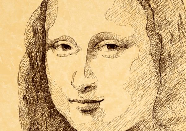 0461 Pingtwo Wasawad - Mona Lisa _ La Joconde (j)