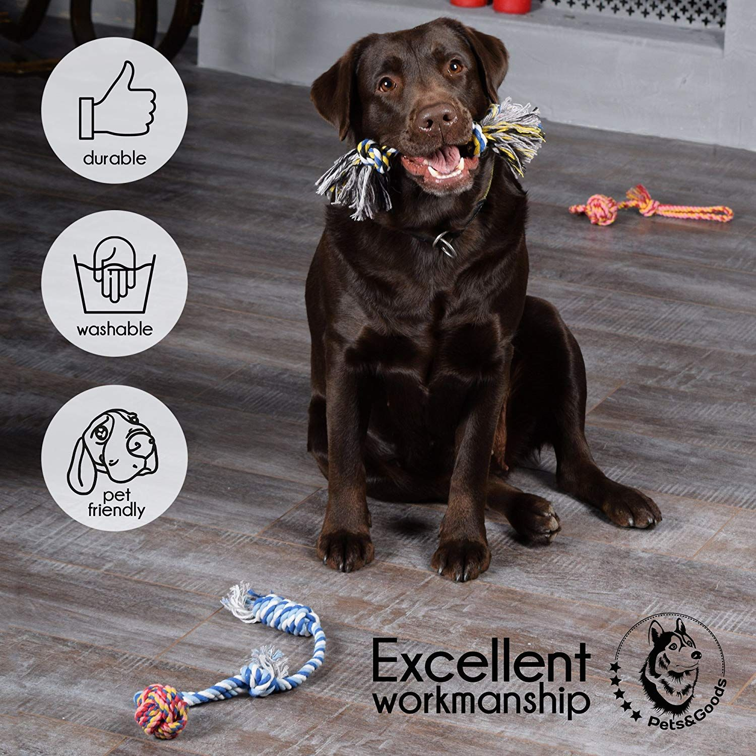 Dog Toys Dog Chew Toys Puppy Teething Toys Puppy Chew Toys Rope Dog Toy Click Image To Review More Details Rope Dog Toys Puppy Teething Toy Puppies