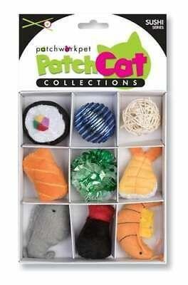 Patchwork Pet PatchCat Sushi Box, 7