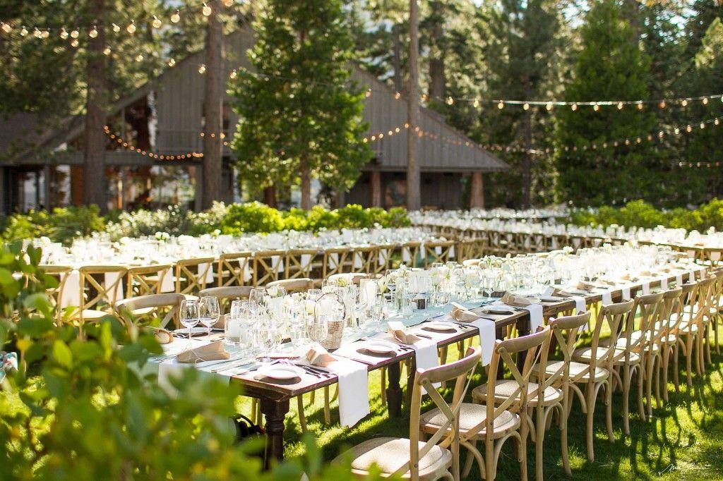 Lake Taho Wedding Photography By Mike Larson Wedding Reception
